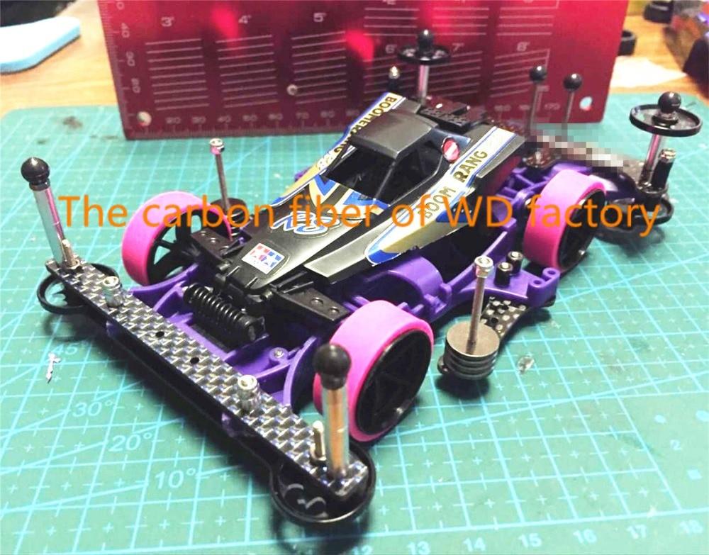Tamiya MINI 4WD Karbon Lif komponentləri C034 2Pcs / - Uzaqdan idarə olunan oyuncaqlar - Fotoqrafiya 3
