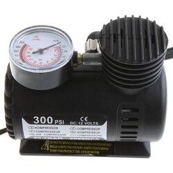 المحمولة سيارة/السيارات 12 فولت الكهربائية ضاغط الهواء/الاطارات نافخة 300psi