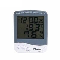 TA 218B Digital Thermometer Digital Temperature Meter Large LCD Display Screen High Precision High Stability Temperature