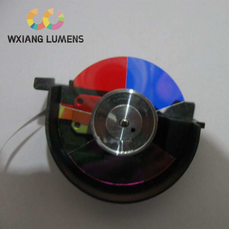 Projector Dichroic Color Wheel Fit for NEC NP-V302W+ NP-CR3115Projector Dichroic Color Wheel Fit for NEC NP-V302W+ NP-CR3115