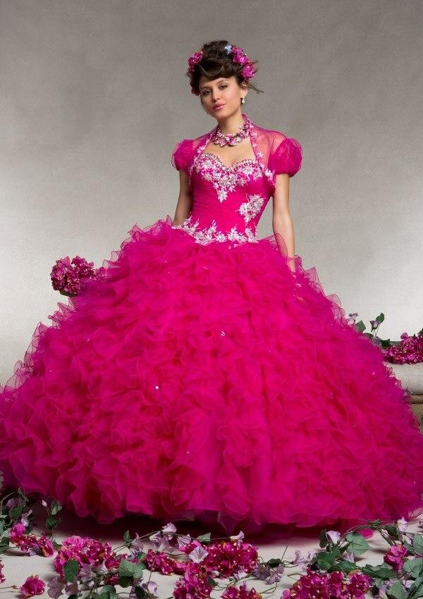 Vestido Del Tanque De Abalorios Dulce 16 Vestidos Vestidos