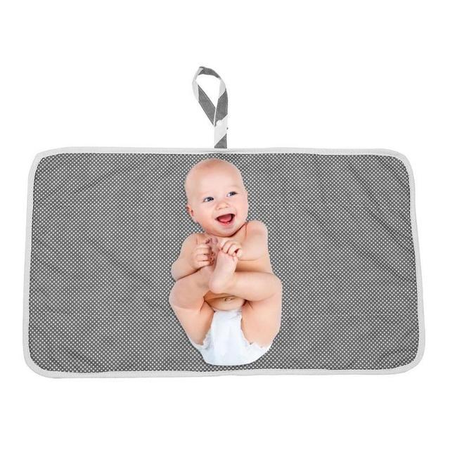 Portable Baby Foldable Waterproof Diaper Nappies Changing Mats Travel Pad | Happy Baby Mama