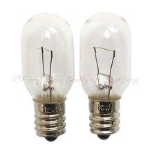 NEW!miniature bulb light 12v 10w e12 t20x49 A305