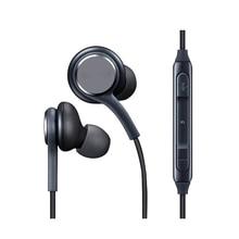 Fone de ouvido Para O telefone MP3 Ruído Isolando Stereo Esporte Earbud Reflexivo Fibra Pano De Linha De Fone de Ouvido fone de Ouvido fones de ouvido fio de frango