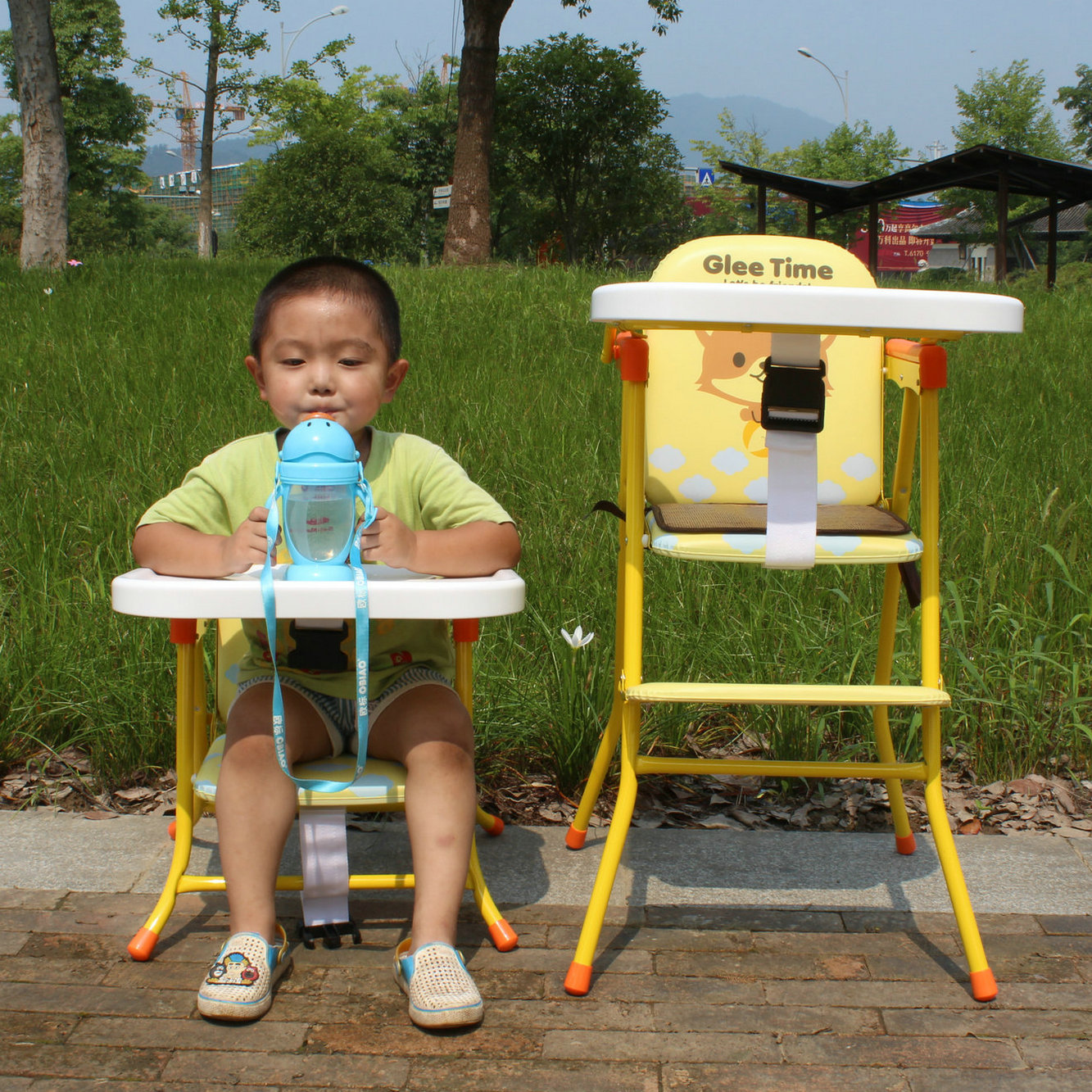 Export Style Children's Dinning Chair, Folding & Portable Children Dinner Table & Seat, Professional Baby Feeding Chair free shipping children eat chair the portable folding multi function plastic baby chairs and tables for dinner