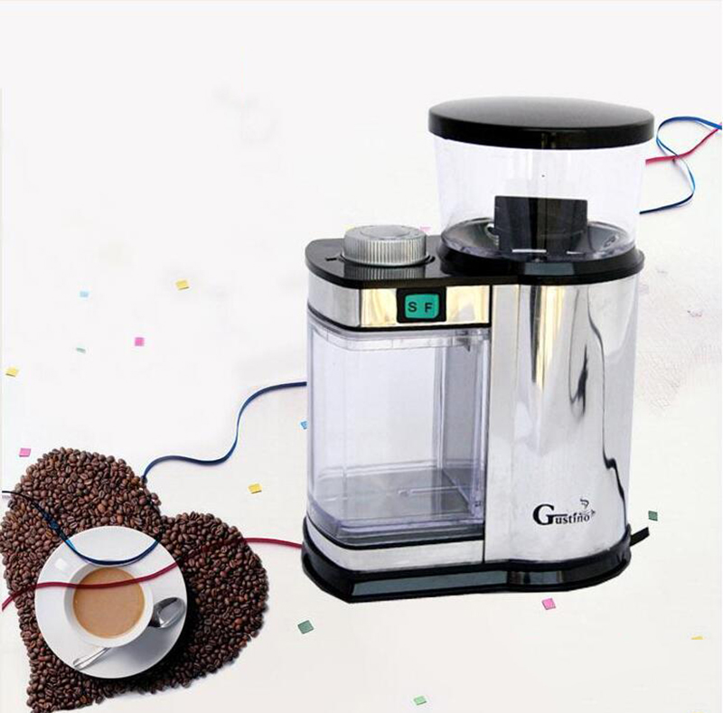 220V Stainless Steel Household Electric coffee grinder Y220V Stainless Steel Household Electric coffee grinder Y
