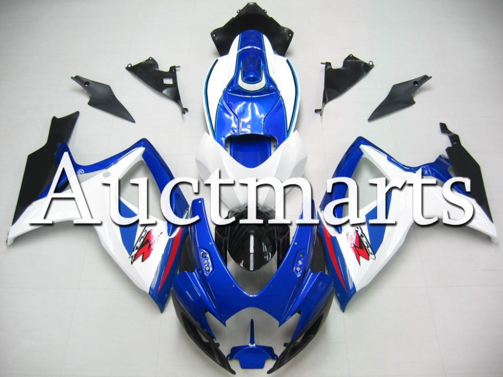 Fit for Suzuki GSX-R 600 2006 2007 ABS Plastic motorcycle Fairing Kit Bodywork GSXR600 06 07 GSXR 600 GSX R600  CB44