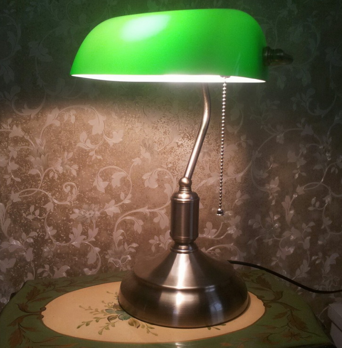 New greenblackwhite color glass banker lamp coverbankers lamp new greenblackwhite color glass banker lamp coverbankers lamp glass shade lampshade in table lamps from lights lighting on aliexpress alibaba aloadofball
