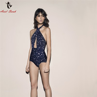 Ariel Sarah 2017 One Piece Swimsuit Woman One Piece Swimwear Women Swimming Suit For Women Bathing
