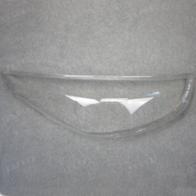 for Hyundai IX35 09-12 front headlamps cover lamp glass  transparent lampshade Headlight shell masks 2pcs