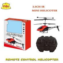 Mini RC Hélicoptère Radio Télécommande Avions 2 Canaux I/R électrique Micro Enfants Jouets Cadeaux Mini 2CH 3D Télécommande jouet