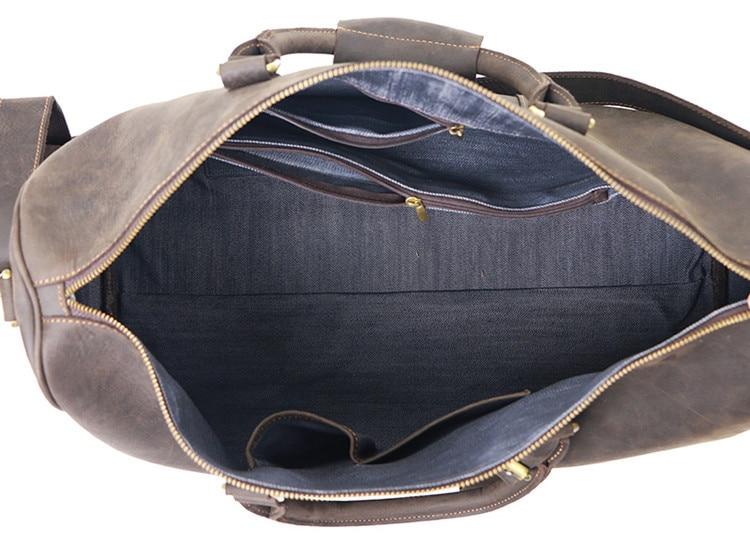 1 Und Vereinigten Leder Horse Aetoo Die Kapazität Handtasche Herren Mad Europa Reisetasche Gepäcktasche Staaten Retro Große wqxxTZgIE