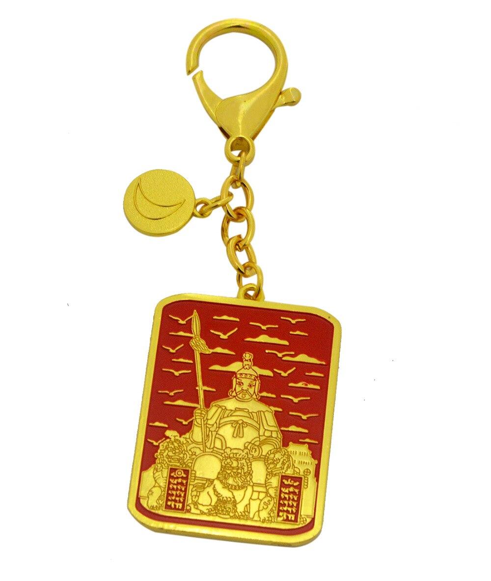 2017 Nouveau Feng Shui Tai Sui Amulette Porte-clés W Fengshuisale String Rouge Bracelet W2376