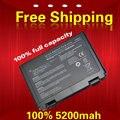 Nova bateria para asus pro66 pro79 k40et x70ic x70id k40es k40i PRO88 PRO8B K40ID X70IJ X70IL X70IO K40IE K40IJ K40IL X70IS X70K