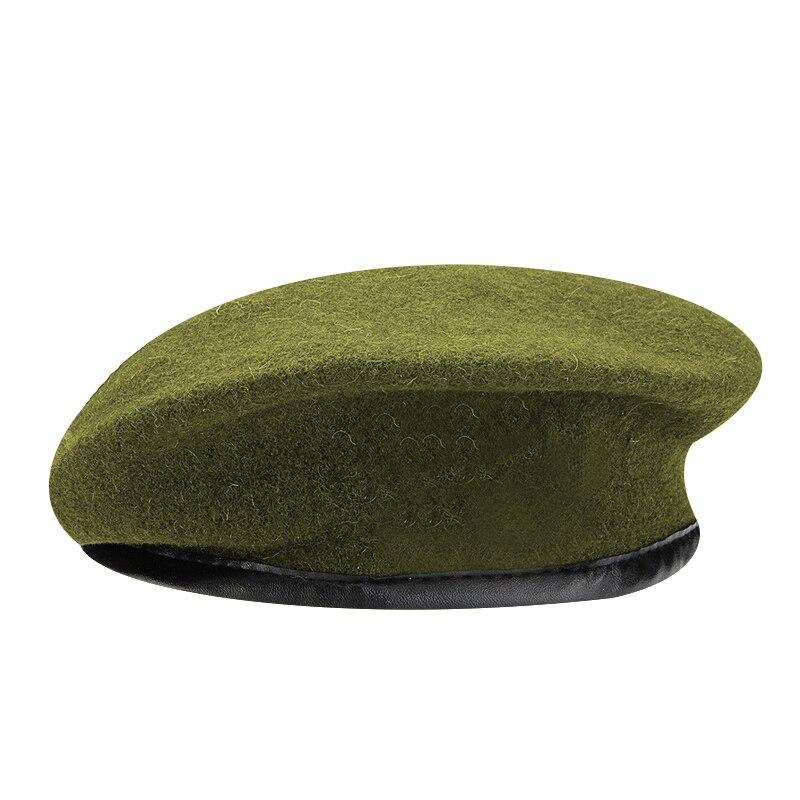 2017 Russian Fashion Berets Unisex Military Army Soldier Hat Men Women Wool Beret Uniform Cap Classic Artist Winter Cap For Mens