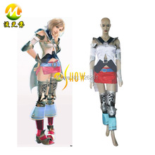 Anime Game Cos Final Fantasy XII 12 Ashe Cosplay Costumes halloween/party/masquerade costume for women