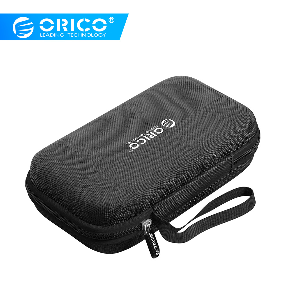 ORICO Power Bank Case Portable HDD Protection Bag for External 2.5 inch Hard Drive/Earphone/U Disk USB Data Cable Case