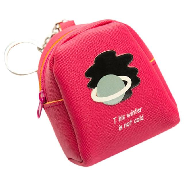 Sleeper #5002 Women Girls Cute Fashion Snacks Coin Purse Wallet Bag Change Pouch Key Holder Free Shipping