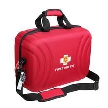 Große Kapazität Wasserdichte Emergency First Aid Kit Leere Tasche Überleben Kits Medizinische Rettungs Reise Trocken Taschen Outdoor Camping