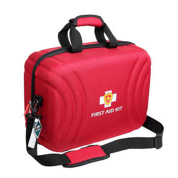 Large Capacity Waterproof Emergency First Aid Kit Empty Bag Survival Kits Medical Rescue Travel Dry Bags Outdoor Camping - DISCOUNT ITEM  49 OFF Security & Protection