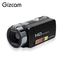 Gizcam 2.7 Inch 1080P HD Digital Video Camera Home Use DV Consumer Camcorders