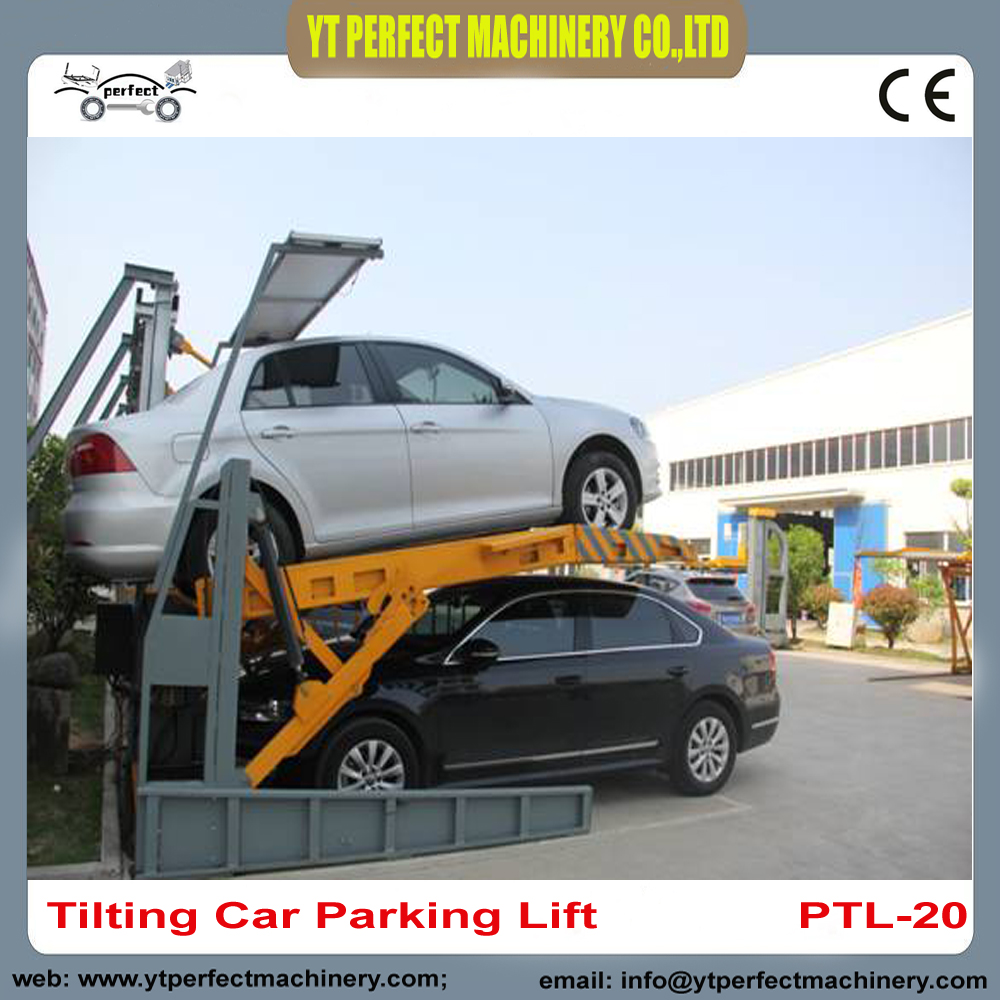 Aliexpress Buy Car Parking Lift Tilting Type PLT 250 For Home Garage From Reliable Suppliers On PERFECT MACHINERY SPARE PARTS