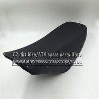شحن مجاني الترابية مقعد للدراجة CRF70 الصينية صنع CRF70 حفرة مقعد للدراجة الجملة البسيطة موتوكروس مقعد XR70