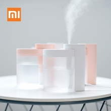 Xiaomi SOTHING Household Mute Air Humidifier 260ML Ultrasonic Air Humidifier Purifying Humidifier USB Charging Humidifier Marble