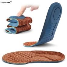 Einlegesohlen Massieren Atmungs Desodorierung Saugfähigen Arch Support Fuß Pad Elastische Dämpfung Plantar Fasciitis Orthesen Einlegesohlen 5D