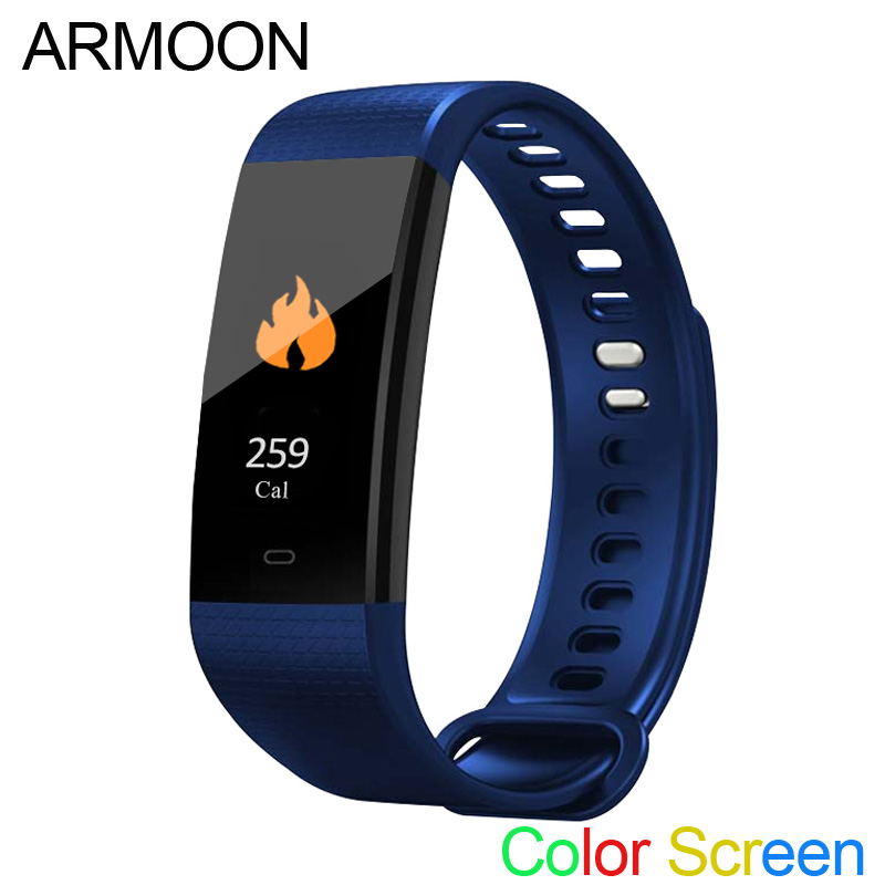 Smart Bracelet Y5 Sleep Monitor Fitness Tracker Heart Rate Smart Band Blood Pressure Watch Color Screen Activity Tracker Band smart watch m19 heart rate fitness bracelet sleep monitor smart tracker blood pressure smart band color screen band pk mi band 3