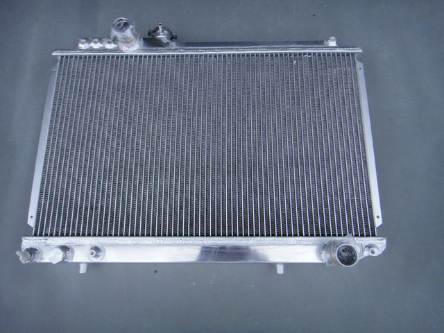 high quality aluminum radiator for toyota supra mk3 1986 1992 soarer rh aliexpress com Audi 100 Parts Audi 100 Parts