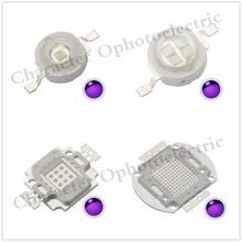 цена на High Power Chip LED COB Light Purple 395Nm- 400Nm  3W 5W 10W 20W 30W 50W 100W Cure UV Lamp SMD