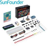 SunFounder Super Starter Kit for Arduino UNO R3 Mega2560 Nano Mega328 DIY Kit for Arduino (Control Board Not Included)