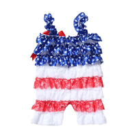 Cute baby rompers girls clothes cotton vest bowknot lace Princess tutu skirt soft colorfull infant jumpsuit