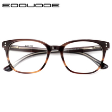 Vintage Optical Glasses Frame Gregory Peck Retro Eyeglasses For Men and Women Acetate Eyewear Frames Myopia Lens