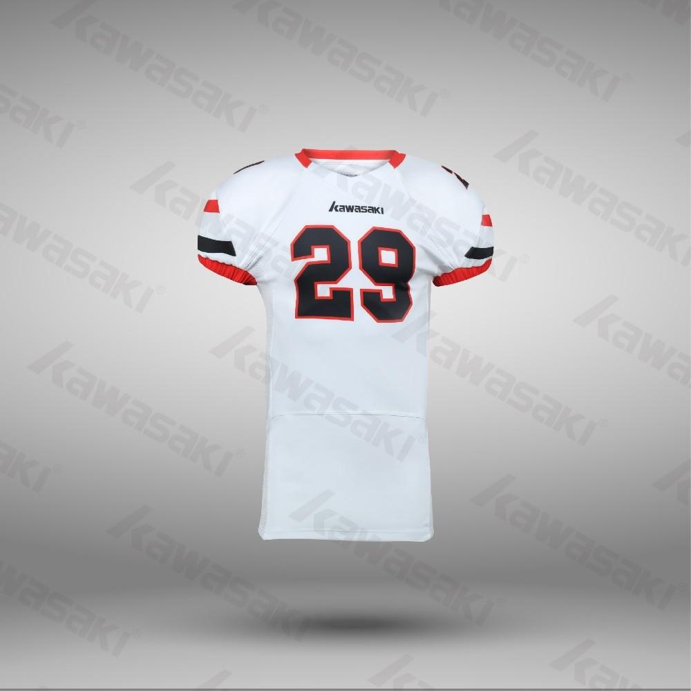 Design your own football jersey t-shirt - Design Your Own Sublimated American Football Jersey China Mainland