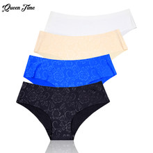 147f0e5ce724d New Underwear Women Seamless Panties For Dress Sexy Cheeky Briefs Lingerie  Bikini Pink Tanga String Culotte