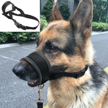 Soft Padded Pet Head Collar Champion Dog Training Halter Nylon Dog Muzzle Loop Stops Dog Pulling Training Tool
