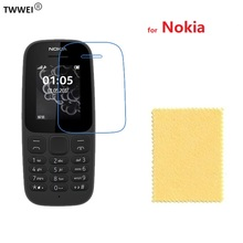 Protective Film Screen Protector for Nokia 230 3310 515 225 222 216 215 130 105 2017 LCD Foil