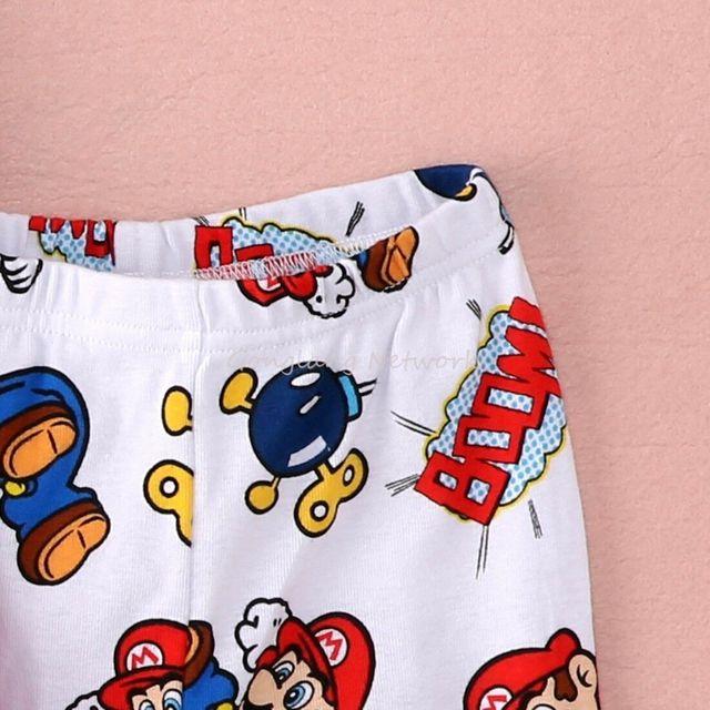 Cartoon Kids Nightwear Pajamas  5