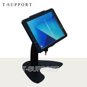 """tablet table security stand mount display holder lock kiosk metal frame support for Samsung Galaxy S2/S3 9.7""""/TAB A 10.1/ 10.5(China)"""