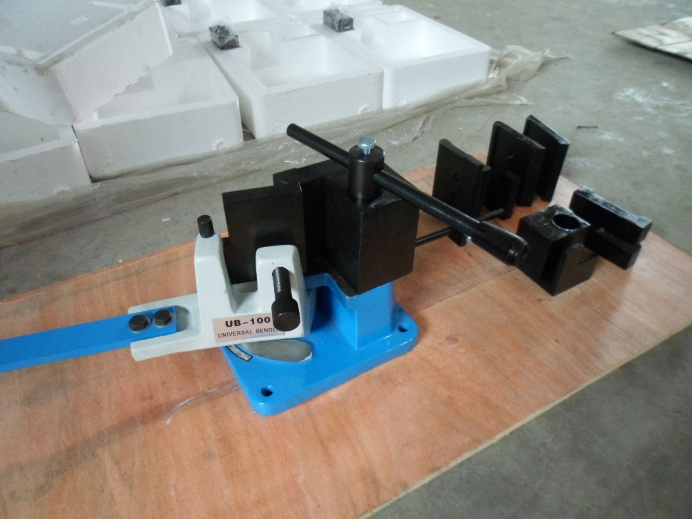 UB-100 Universal Bender Manual Bending Machine Tools
