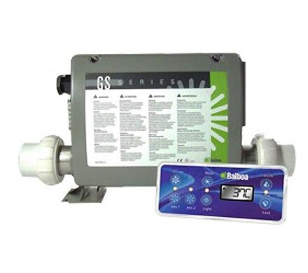 купить Spa Balboa controller,hot water heater with control panel & harness ,GS510SZ controll box and VL701S topside control panel по цене 51408.15 рублей