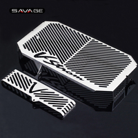 Radiator Grille Guard Cover Protector For SUZUKI DL650 DL 650 V Strom VStrom 2004 2010 05 06 07 08 09 10 Oil Cooler Protection