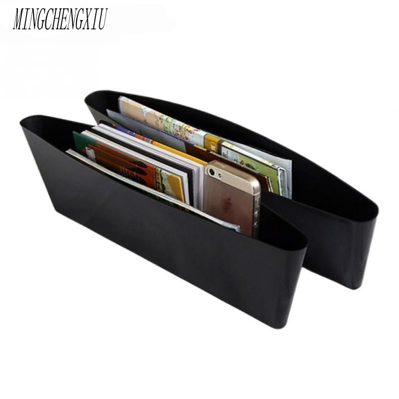 Coche de moda Caja de Almacenamiento de Plástico Asiento de Coche - Organización y almacenamiento en la casa