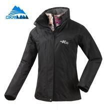 New 3in1 Winter Outdoor Snowboard Ski Jacket Women Windbreaker Water Resistant Coat Fishing Camping Climbing Jaqueta Feminina