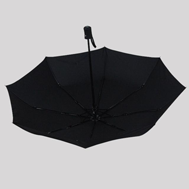 Black Automatic Umbrella With the Lexus Logo