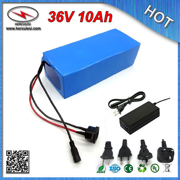 36 Volt Car Radio Wiring Diagram Free Shipping 1pc 10ah Lithium Ion Ebike Battery With18650 Cell Pvc Case 42v 2a Charger For Electric Bike In Bicycle