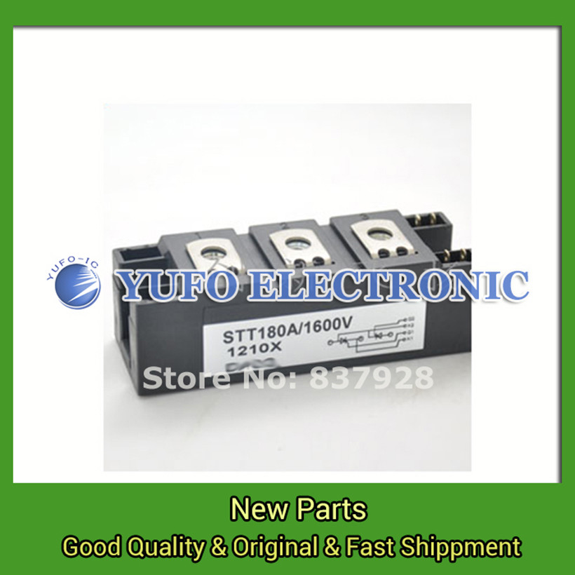 Free Shipping 1PCS  STT180A / 1600V power module genuine original shelf can be directly captured YF0617 relay genuine skg electronic counter cmf 100 cmf100 shelf genuine security shelf