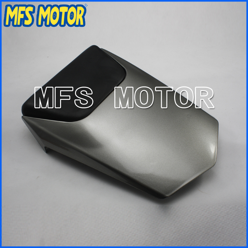 For YZF-R1 Motorcycle Rear Pillion Gray Injection ABS Seat Cowl Cover For Yamaha YZF-R1 2000-2001
